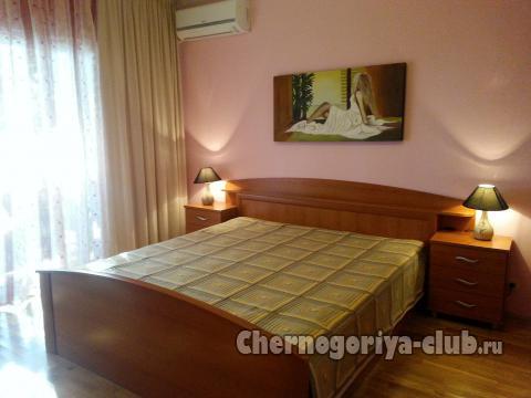 Апартамент в Сутоморе за 65 €  в сутки
