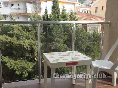 Апартамент в Бечичи за 30 €  в сутки