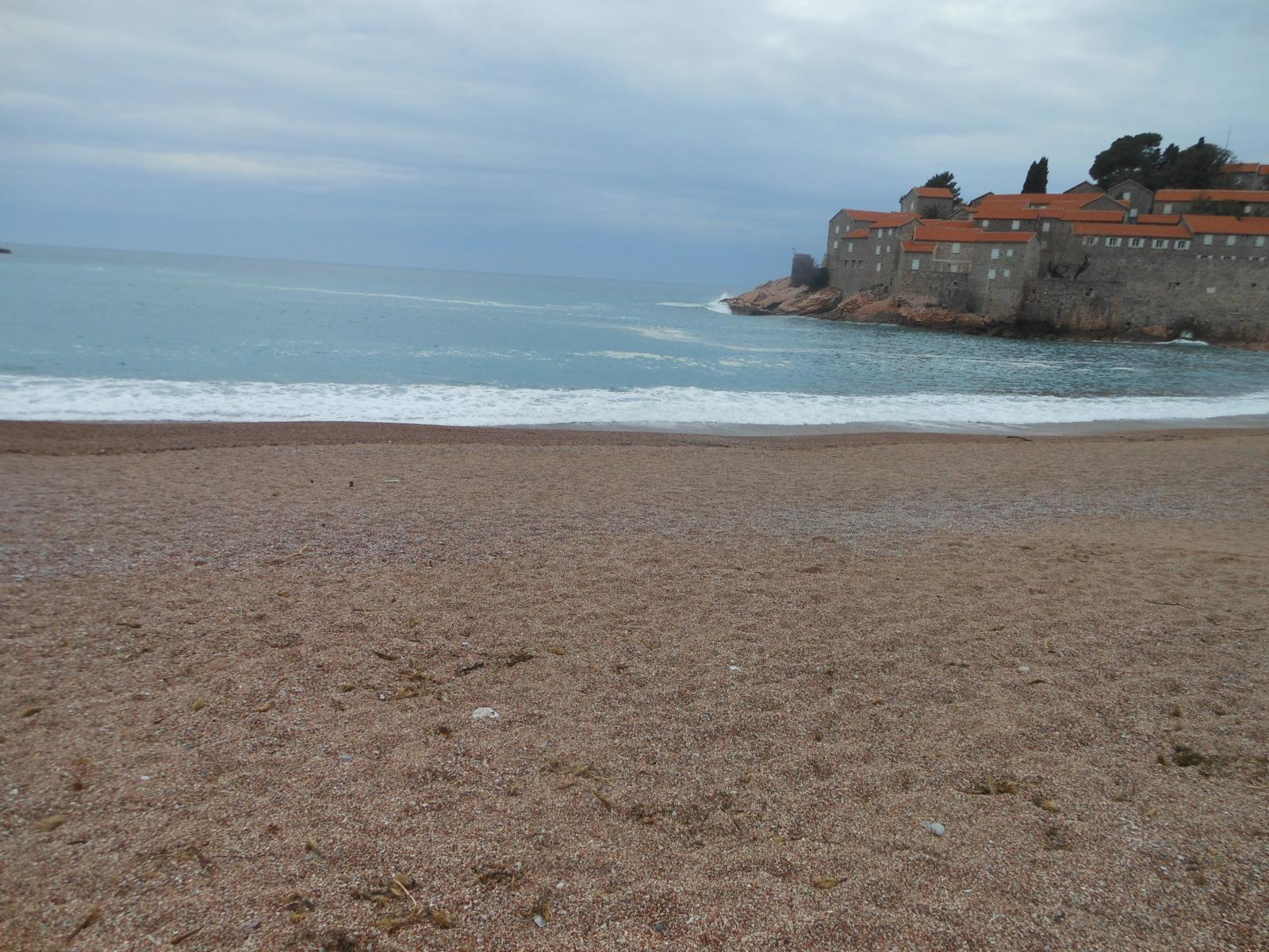Пляж св. стефан фото