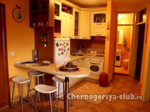 Апартамент в Бечичи за 69 €  в сутки