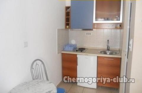 Апартамент в Будве за 32 €  в сутки