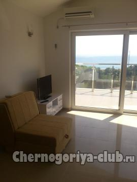 Апартамент в Бечичи за 43 €  в сутки
