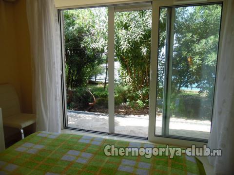 Апартамент в Сутоморе за 120 €  в сутки