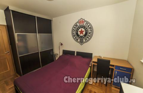 Апартамент в Будве за 9 €  в сутки