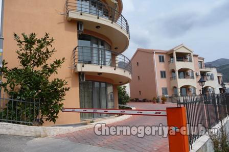 Апартамент в Бечичи за 10 €  в сутки