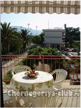Апартамент в Тивате за 65 €  в сутки