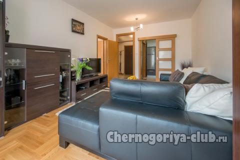 Апартамент в Будве за 40 €  в сутки