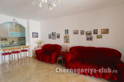 Апартамент в Пржно за 45 €  в сутки