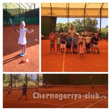Объявление 'Школа тенниса в Баре'
