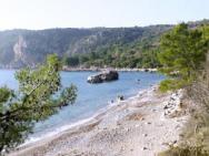 Пляж Малевик (галечно-скалистый)