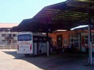 Автобусная станция в Беране