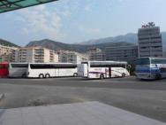 Автовокзал/вокзал Автобусная станция в Будве