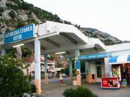 Автовокзал/вокзал Автобусная станция в Которе