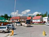 Автобусная станция в Жабляке