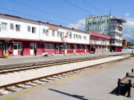 Автовокзал/вокзал Вокзал в Подгорице