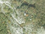 Руины крепости Любин Град ( Ljubin Grad )