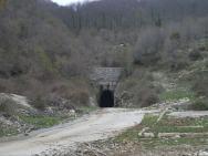 Памятник архитектуры Юго-восточный въезд в туннель Sutorman