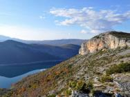 Природа Красная скала (Crvena Stijena)