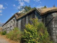 Памятник архитектуры Австро-венгерская крепость Грабовац
