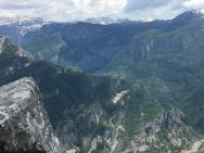 Национальный парк Ущелье Горло Соколово (Grlo Sokolovo)