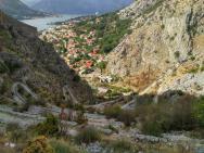 Обходная дорога к крепостной стене Котора
