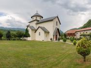 Паломничество Монастырь Морача