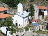 Святыня Монастырь Святой Троицы