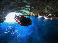 Дайвинг Plava Spilja (Голубая пещера)