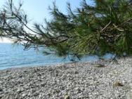 Пляж Zukotrlica (Жукотрлица, галечный)