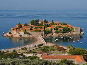 Остров Святой Стефан