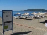 Becicka plaza Sveti Toma (Бечичский пляж Свети Тома, песчаный)