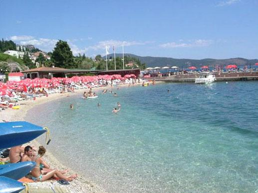 черногория пляж рафаэлла аппартаменты