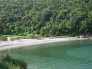 Пляж Kruce (Круче, галечный)