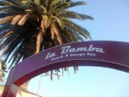 Пляж La Bamba (Ла бамба - пляж отеля Игало, бетонный пандус)