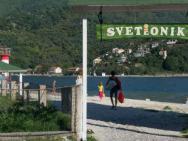 Пляж Svetionik (Светионик, галечный)