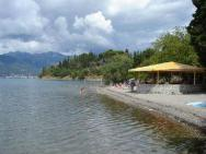 Пляж Stara racica (Стара Рачица, галечно-песчаный)