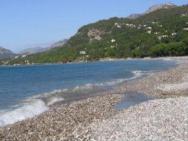 Пляж Susanj (Шушань, крупно-галечный)