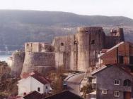 Памятник архитектуры Forte Mare  / Морская крепость ( бывш. Кровавая башня - Kanli Kula)
