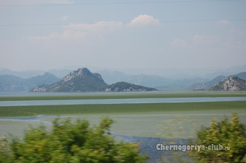 Скадарское озеро новостройки
