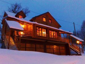 The Log Cabin Minic