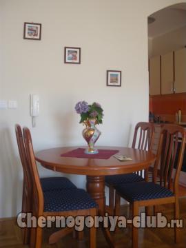 Апартамент в Игало за 15 €  в сутки