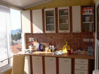 фото 10 - кухня на лоджии