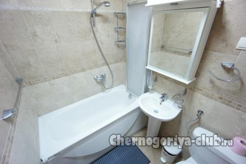 Апартамент в Бечичи за 80 €  в сутки
