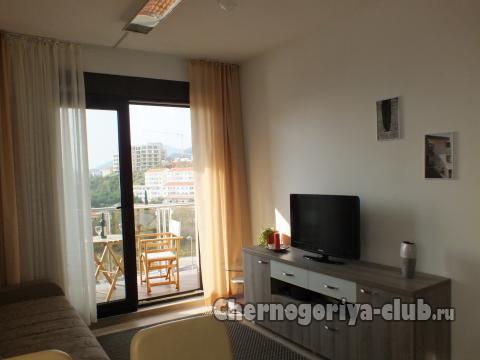 Апартамент в Бечичи за 90 €  в сутки