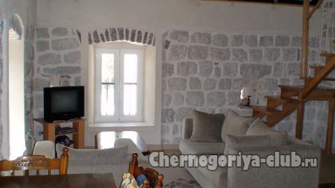 Апартамент в Перасте за 46 €  в сутки