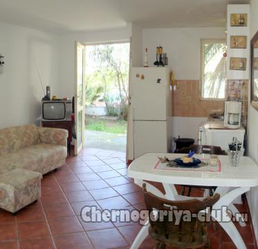 Апартамент в Сутоморе за 55 €  в сутки