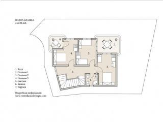 Дом/вилла в Утехе за 135 €  в сутки