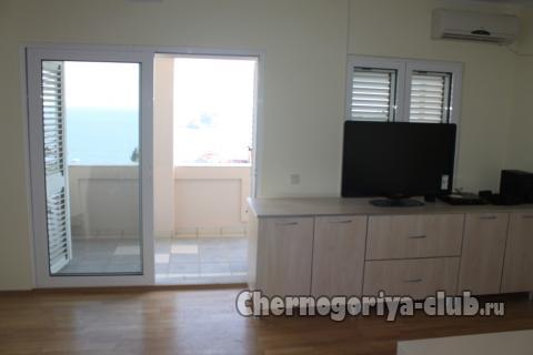 Апартамент в Петроваце за 70 €  в сутки