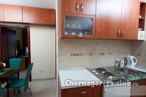 Апартамент в Бечичи за 84 €  в сутки