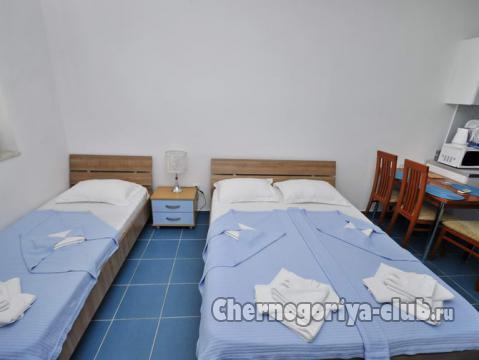 Апартамент в Бечичи за 58 €  в сутки